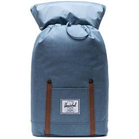 Herschel Retreat Backpack 19,5l blue mirage crosshatch